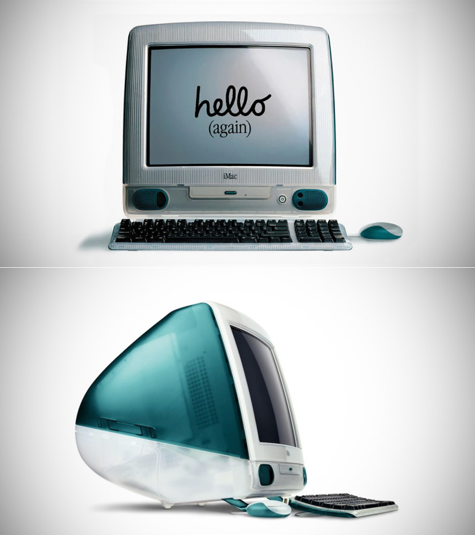 Apple iMac Anniversary