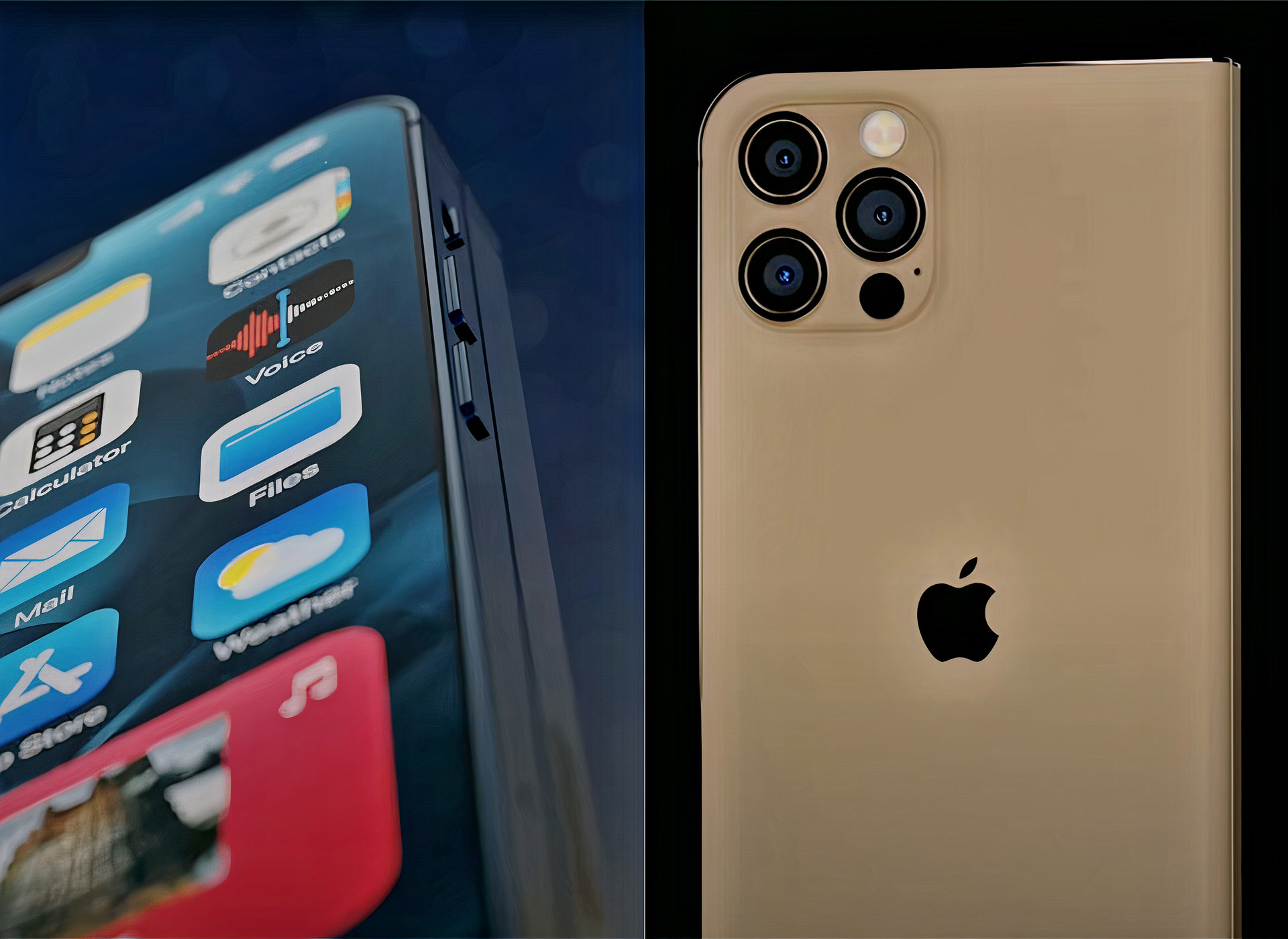 Apple iPhone Fold Foldable