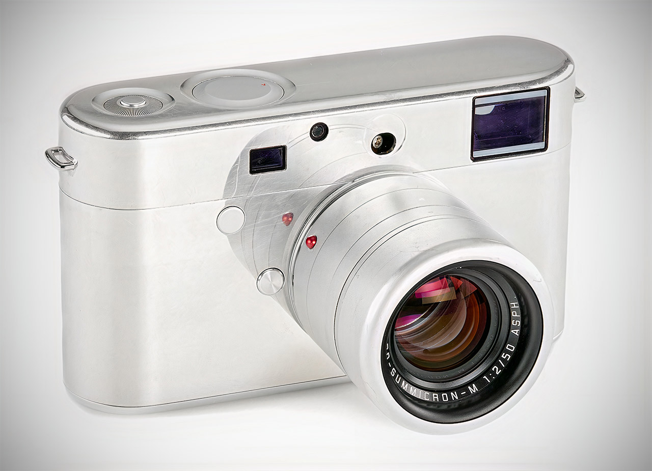 Apple Jony Ive Leica Camera Prototype