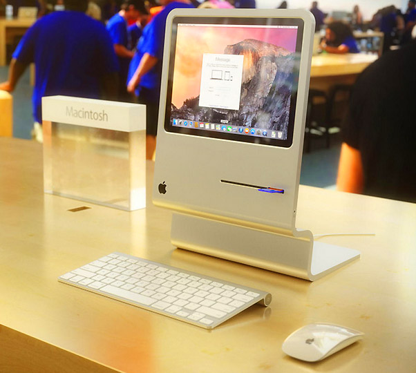 Apple Macintosh 2015