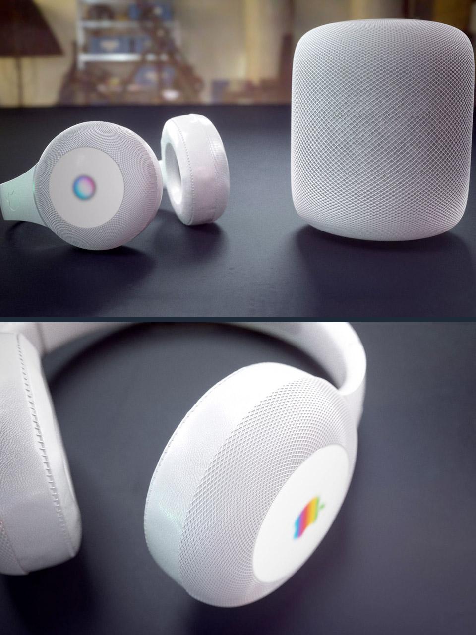 Apple Over-Ear AirPods Studio Headphones
