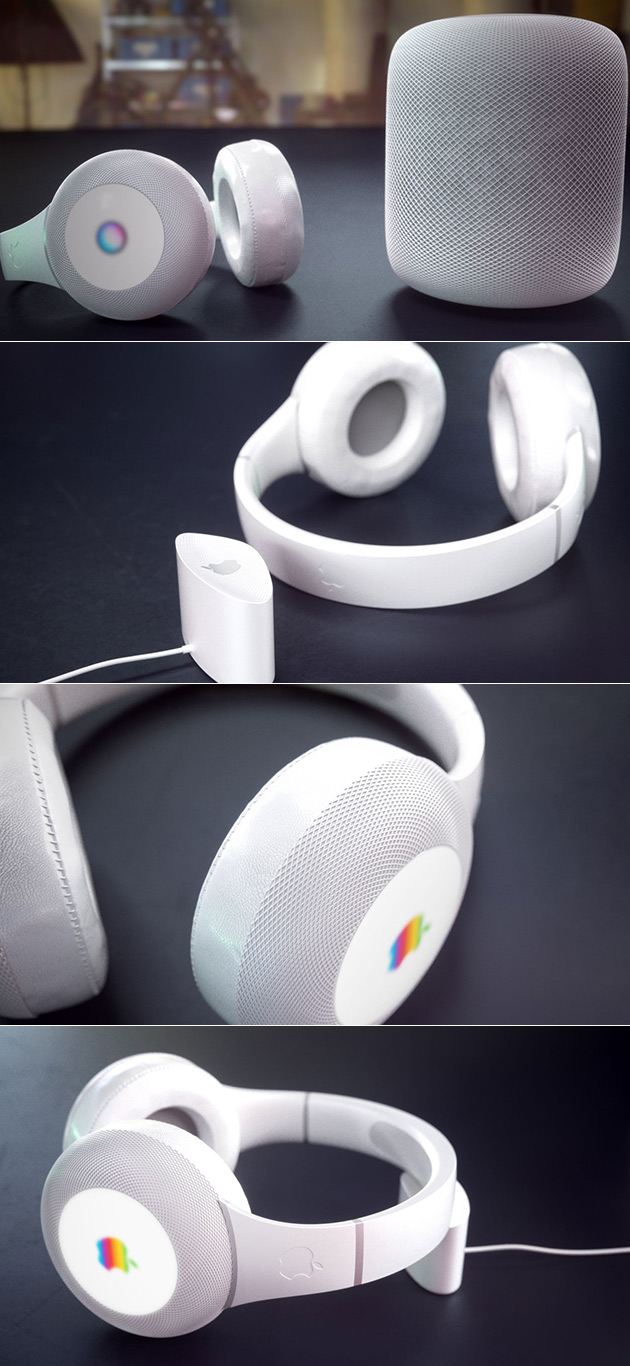 Apple Over-the-Ear Headphones