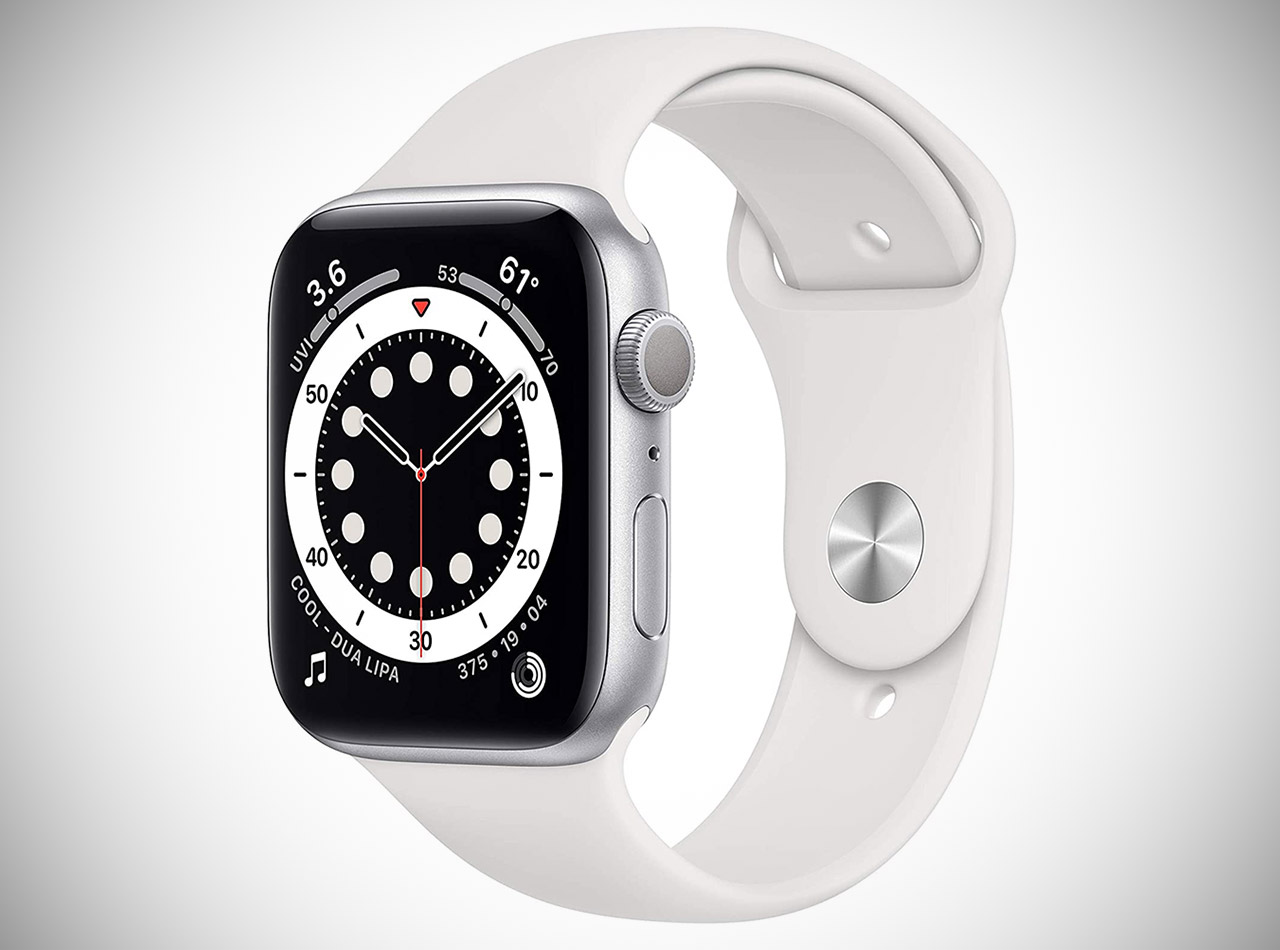 Apple watch Series 6 44mm Silver