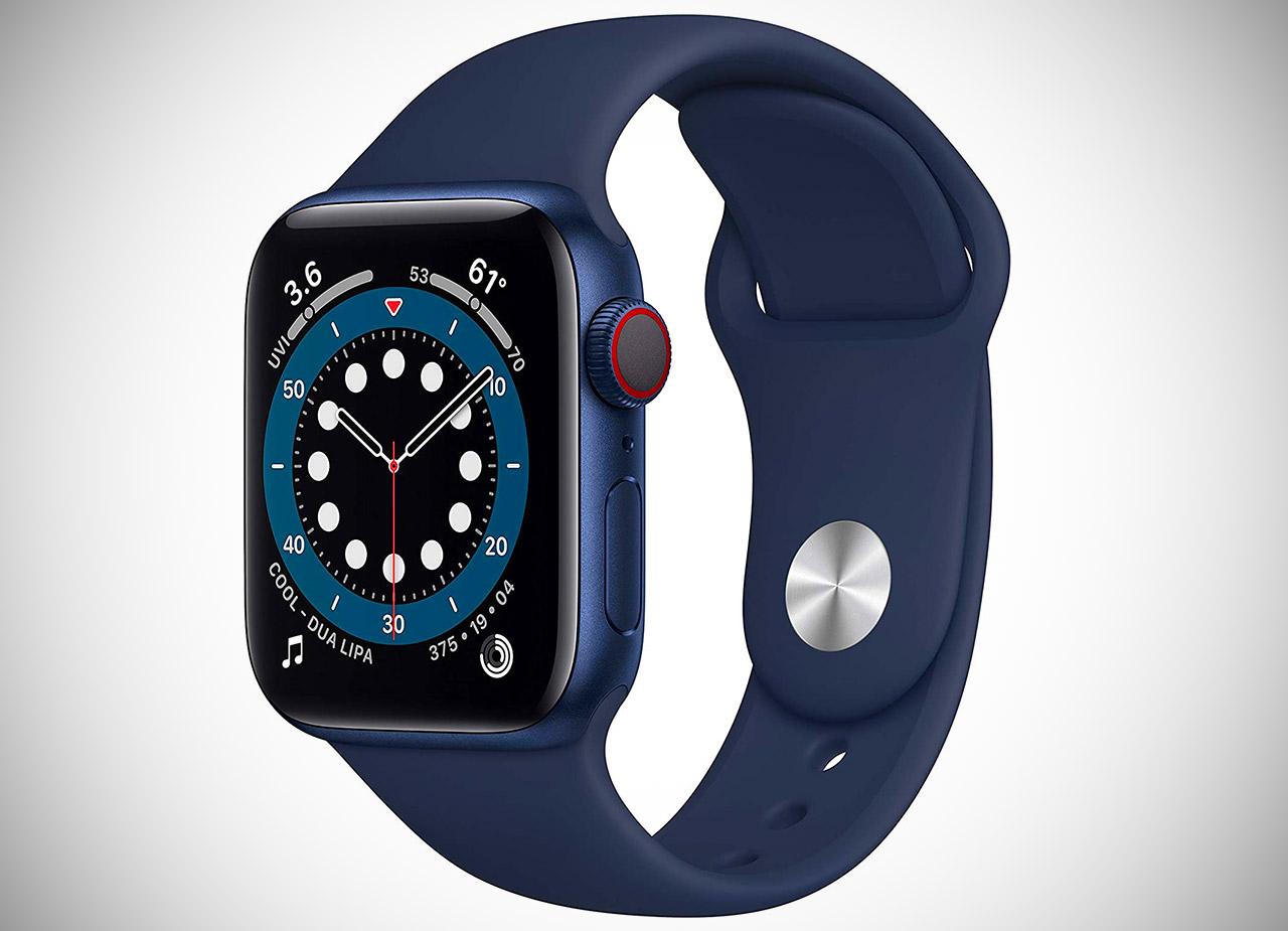 Apple Watch Series 6 Navy Blue