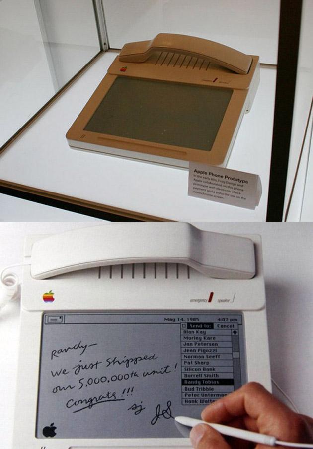 Apple Phone Prototype