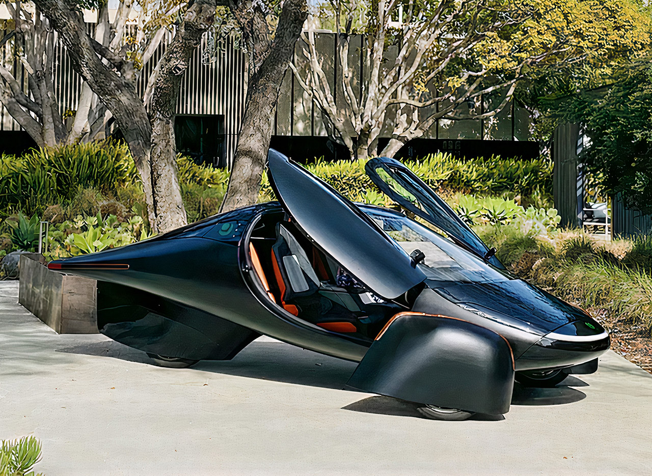 Aptera Solar Electric Vehicle