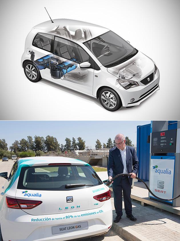 Aqualia Water-Powered Car