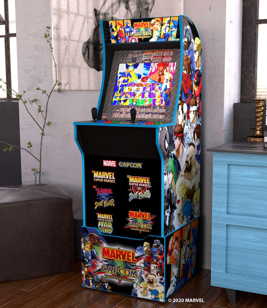 Arcade1Up Marvel vs. Capcom