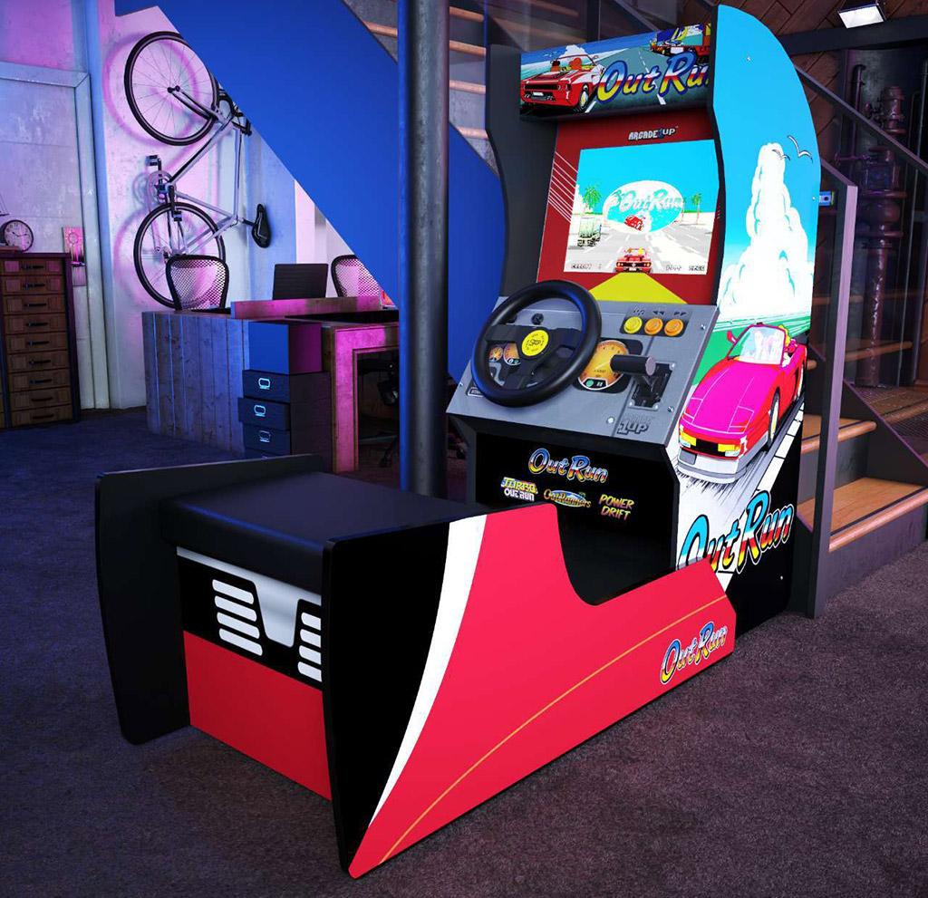 Arcade1Up OutRun Arcade Cabinet