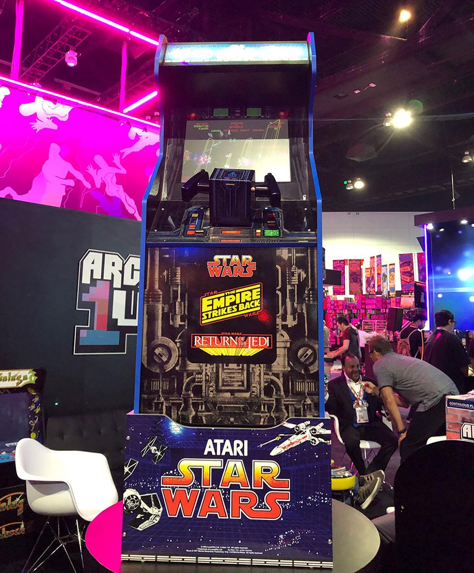 Arcade1up Star Wars