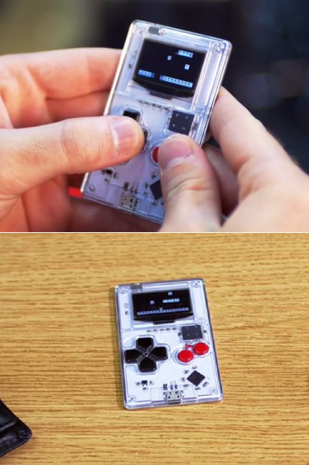 Arduboy Game Boy