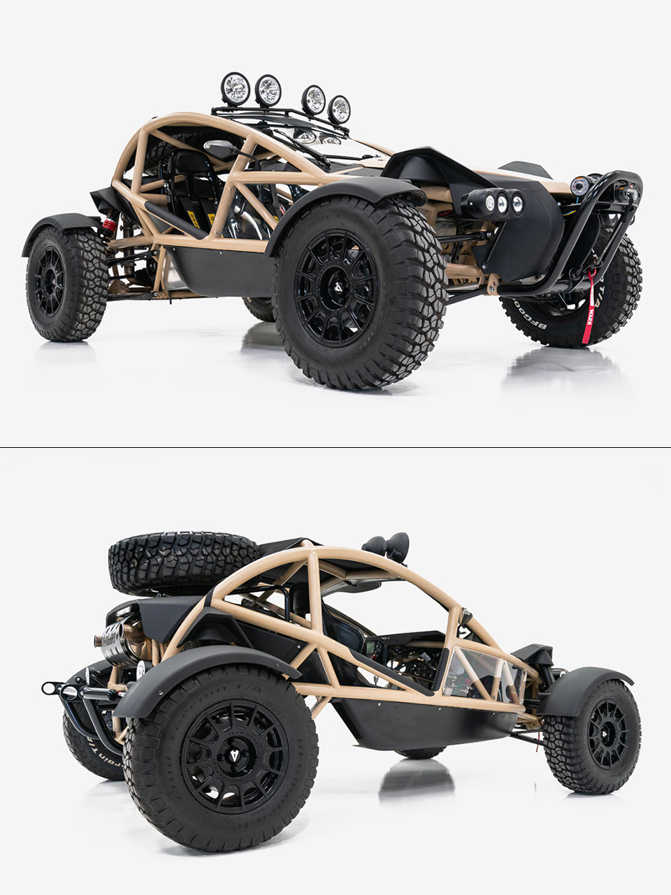 Ariel Nomad Tactical Buggy