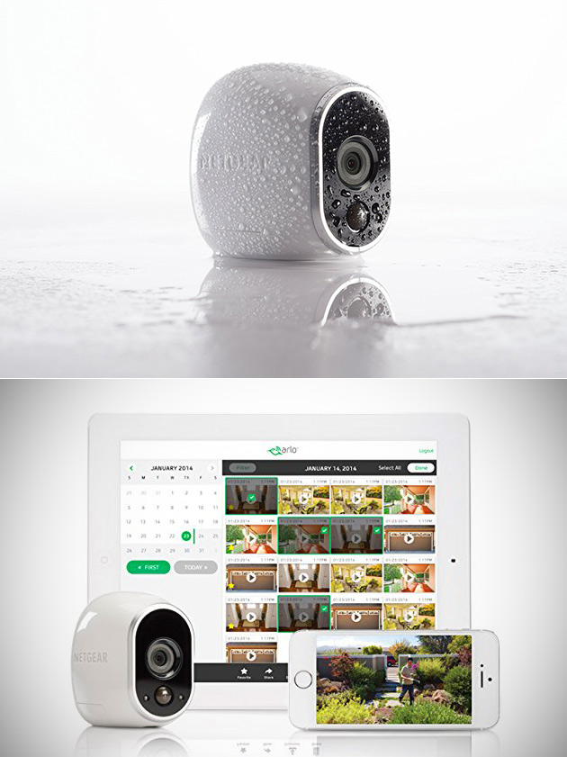 Arlo Security System