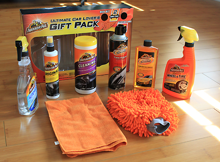 armor all car cleaning kit