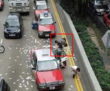Hong Kong $4.5-Million Armored Truck