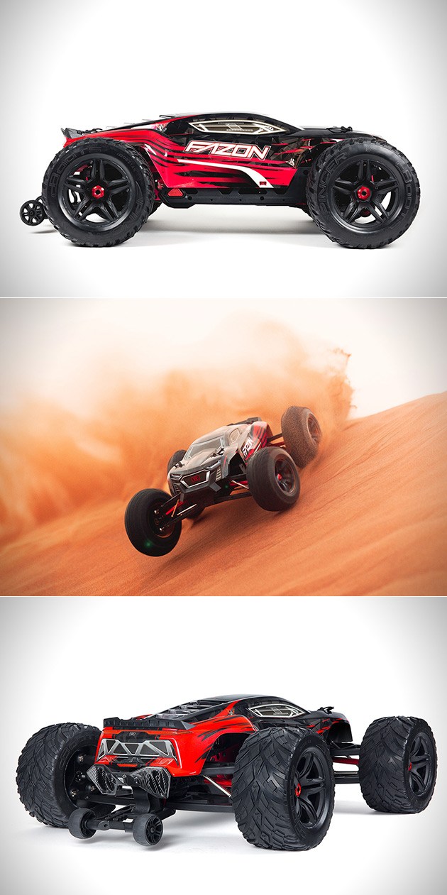 ARRMA 6S BLX Might be Ultimate Off-Road RC Car, Can Hit a ...