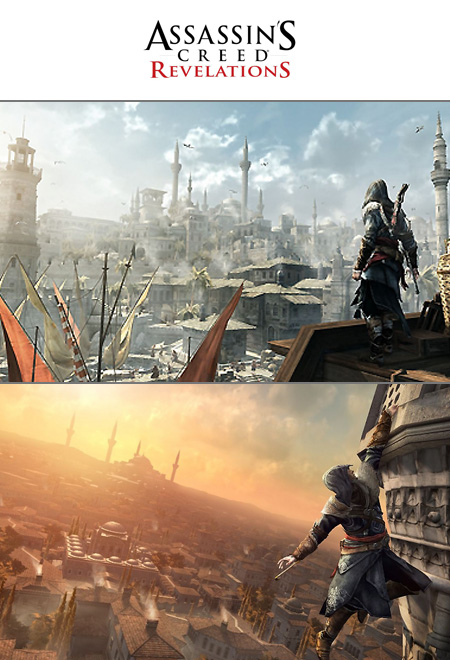 Assassin's Creed Revelations Xbox 360 PS3 is one sale today only for
