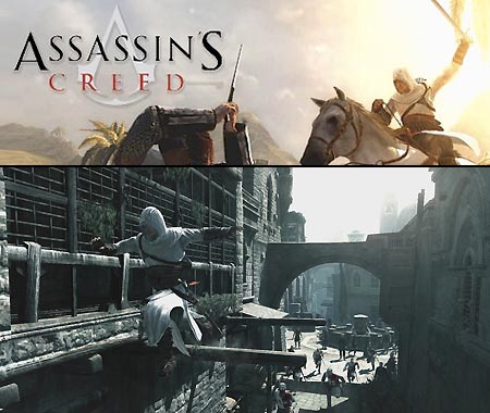 GT reviews Assassin 39s Creed which is available now on the PlayStation 3 and