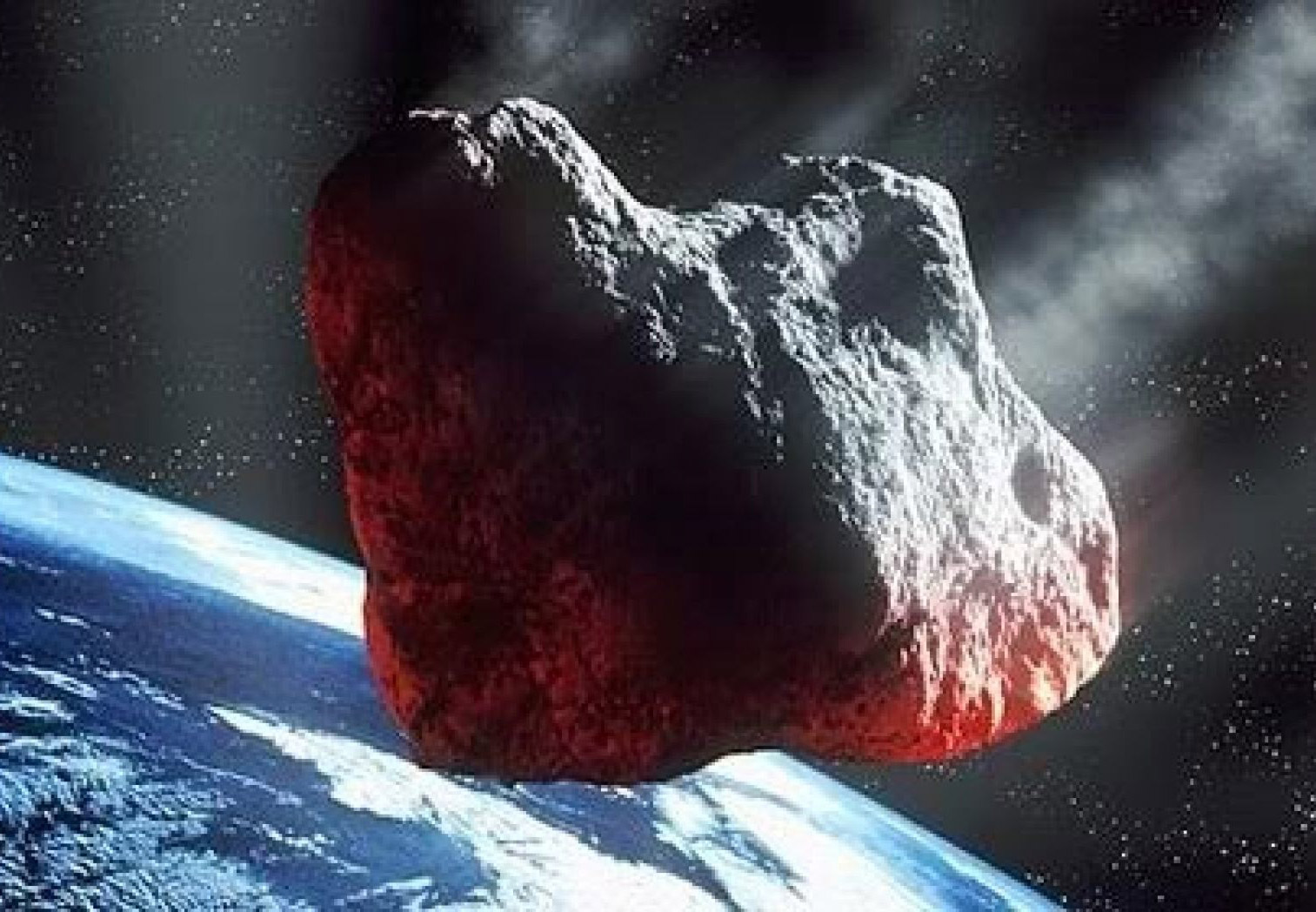 Asteroid Earth NASA