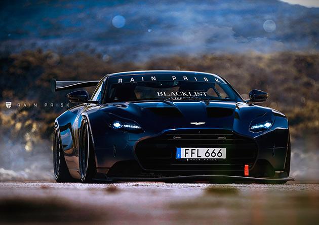 Aston Martin DB11 Vulcan