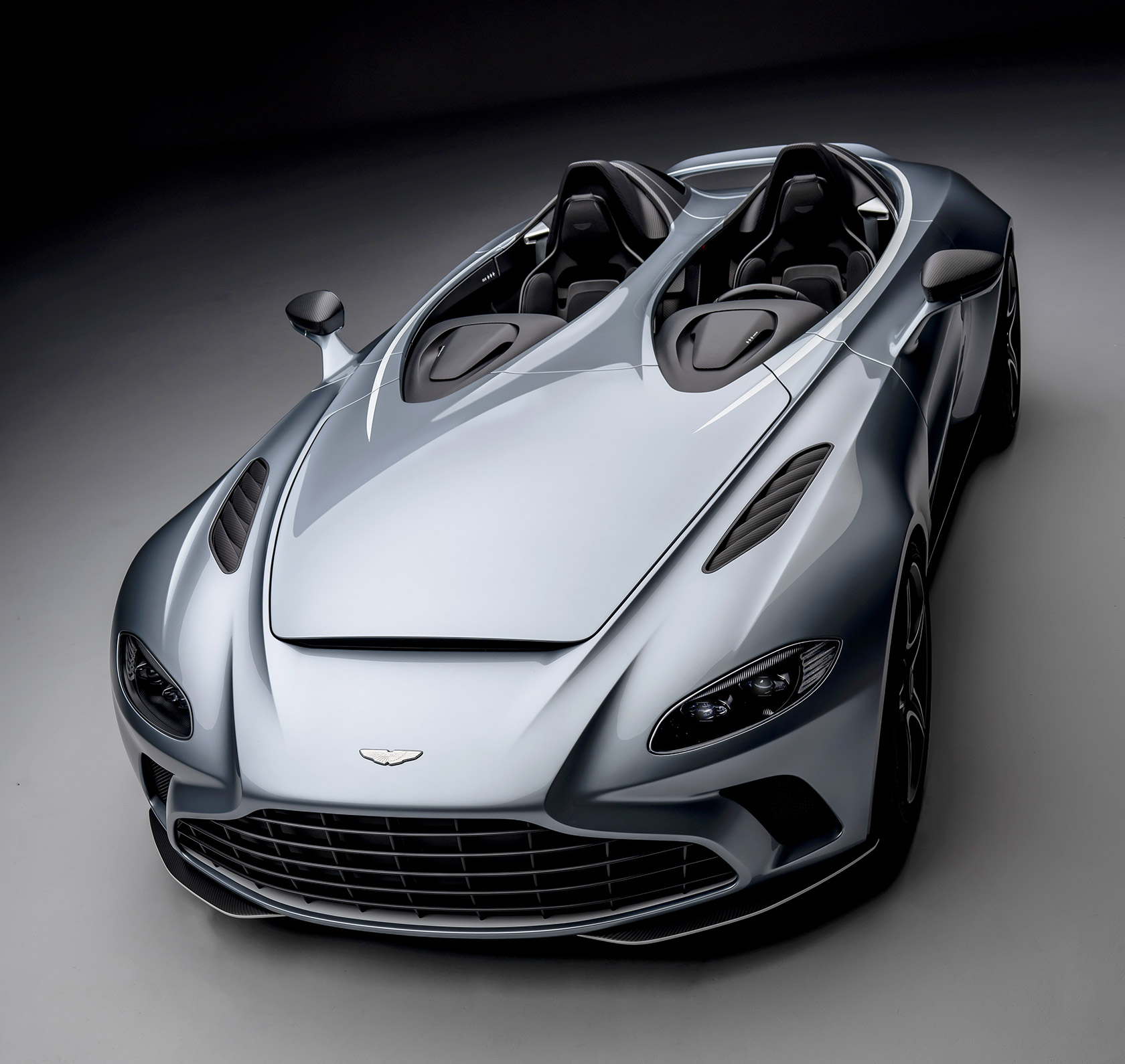 Aston Martin V12 Speedster Is Not A Concept, Will Go Into