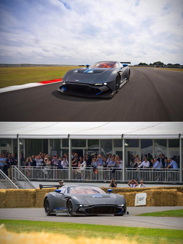 Aston Martin Vulcan Track