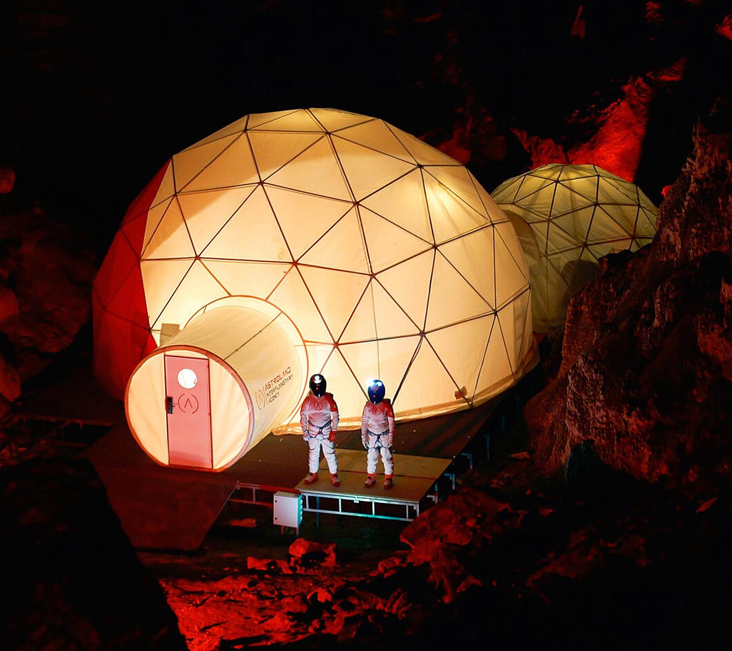 Astroland Agency Mars