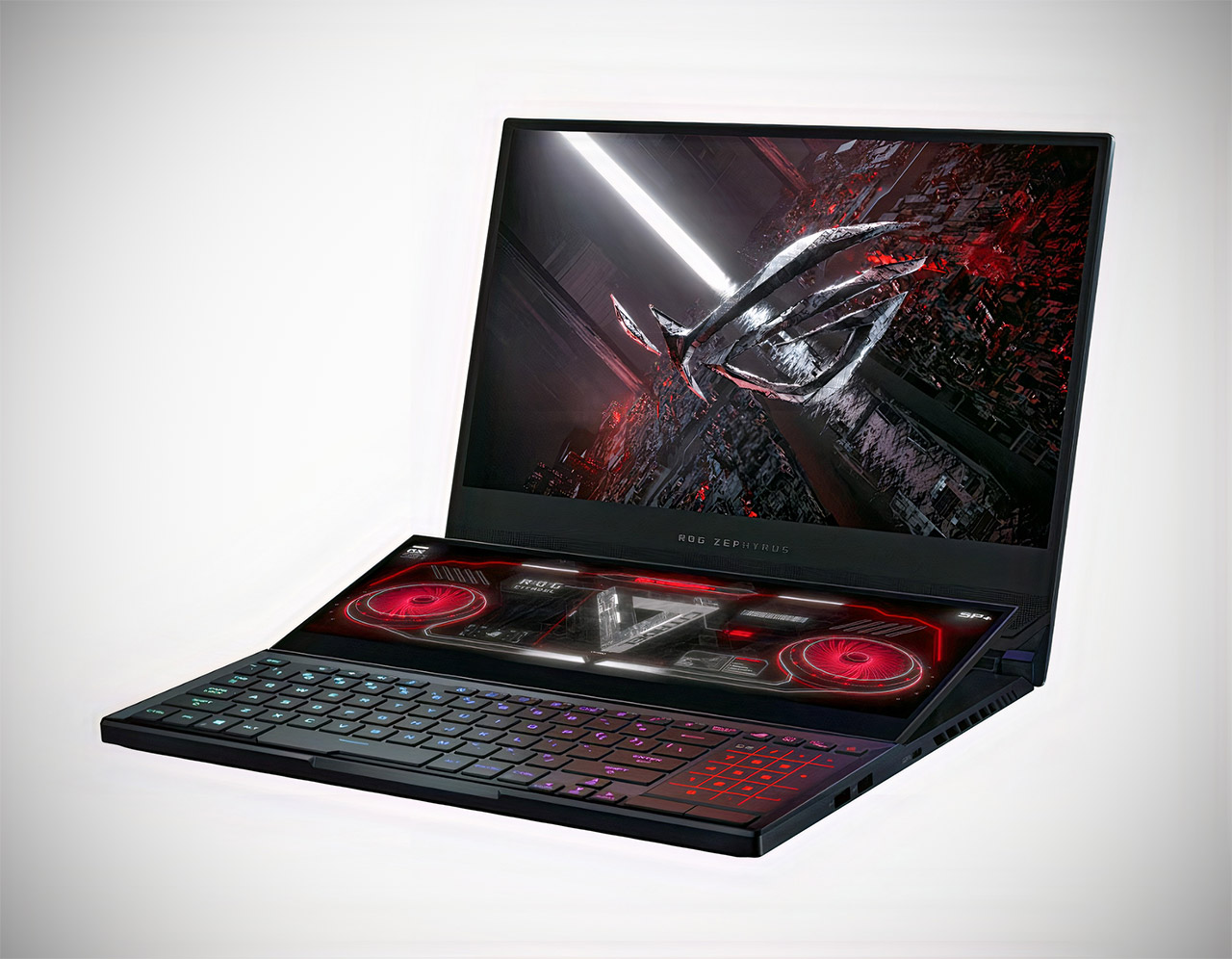 ASUS ROG Zephyrus Duo 15 SE Laptop CES 2021