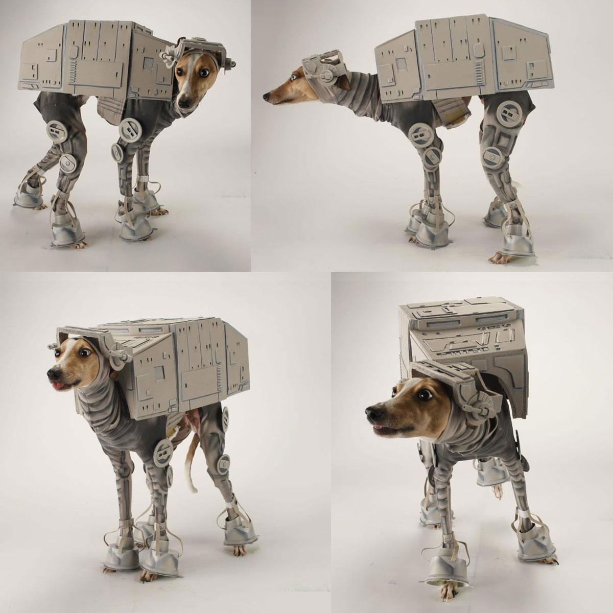 AT-AT Walker Dog