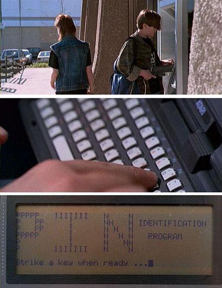 Terminator 2 Atari Portfolio