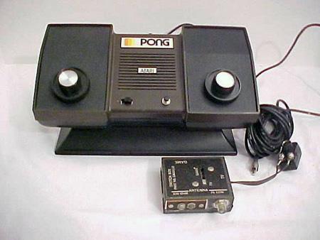 """ATARI PONG: """"El juego que marcó el comienzo"""" Atarigame_1"""