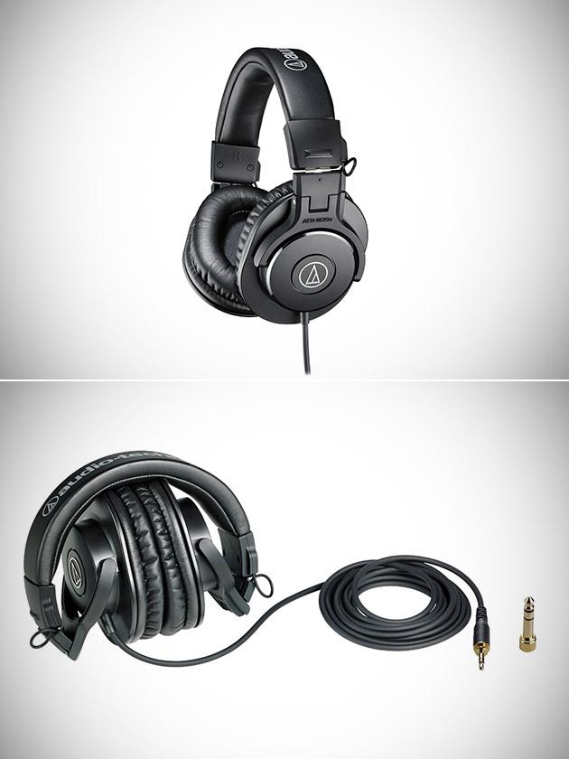 ATH M30x Headphones