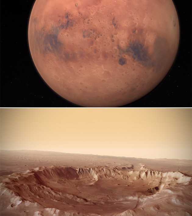 Atlantic Chaos Mars