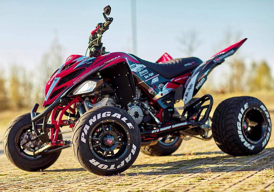 ATV Swap Garage Yamaha Raptor