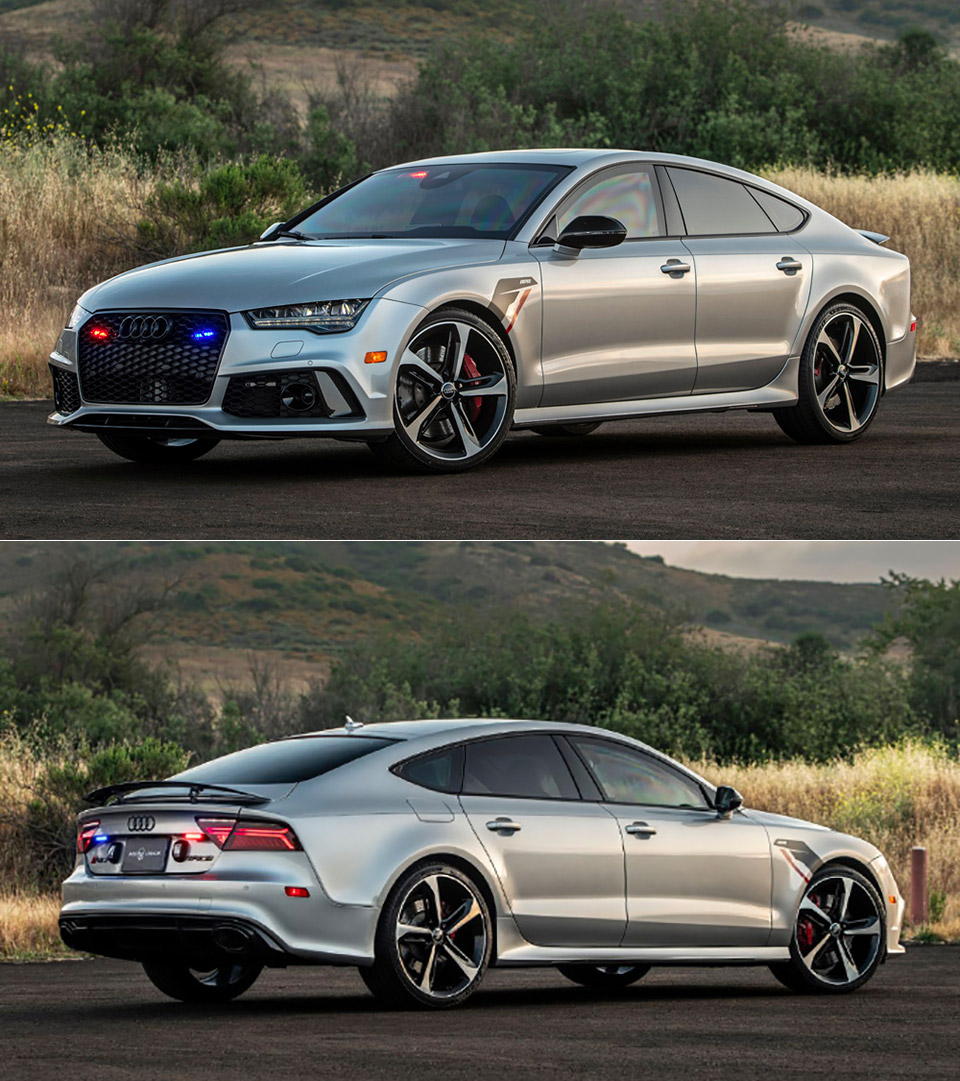 Audi APR RS7 Fastest Armored Car