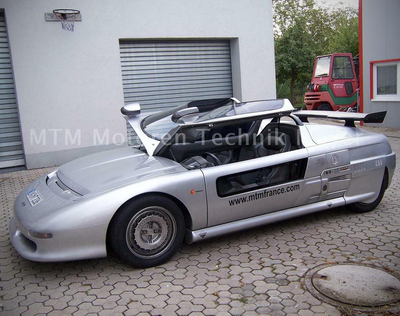 Audi Aztec Barchetta Giugiaro