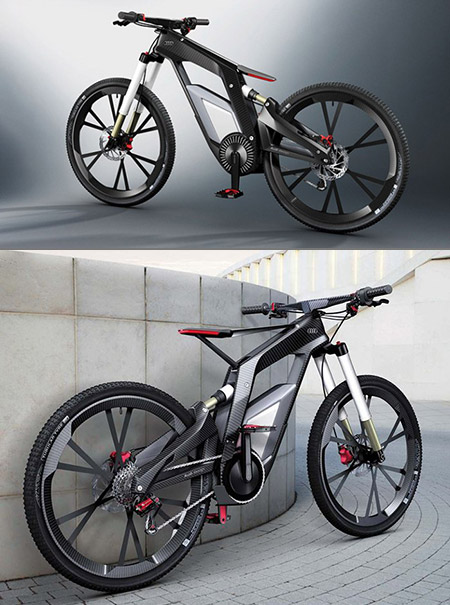 Bikes Electric Wi Audi s Electric Bicycle Can