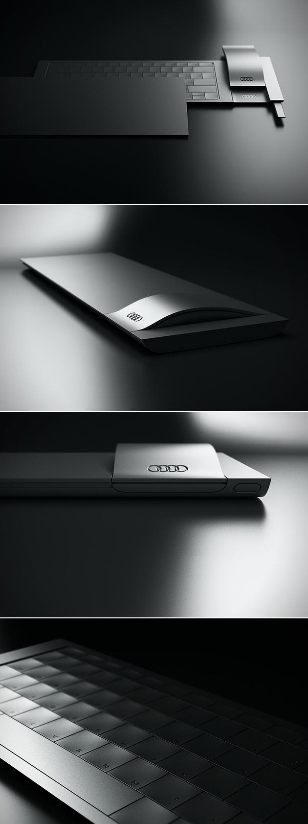 Audi Keyboard
