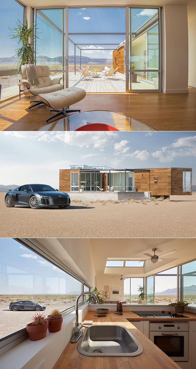 Audi R8 Desert