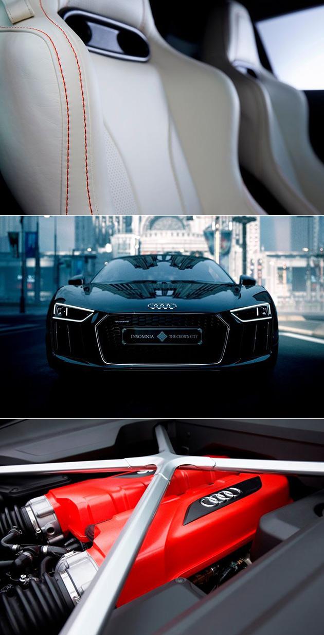 Audi Final Fantasy