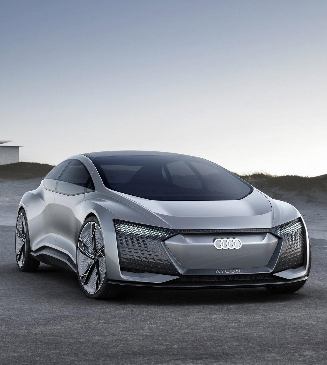Audi Aicon Definido para pegar a Estrada em 2021, é Totalmente Autônoma Carro Elétrico com até 497-Faixa de Milhas
