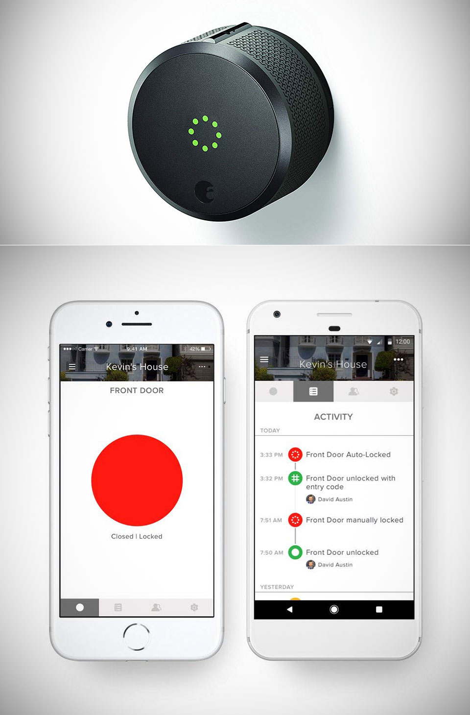 August Smart Lock Pro 3rd Gen
