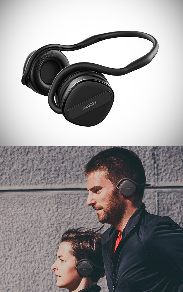 Aukey EP-B26 Bluetooth Headphones