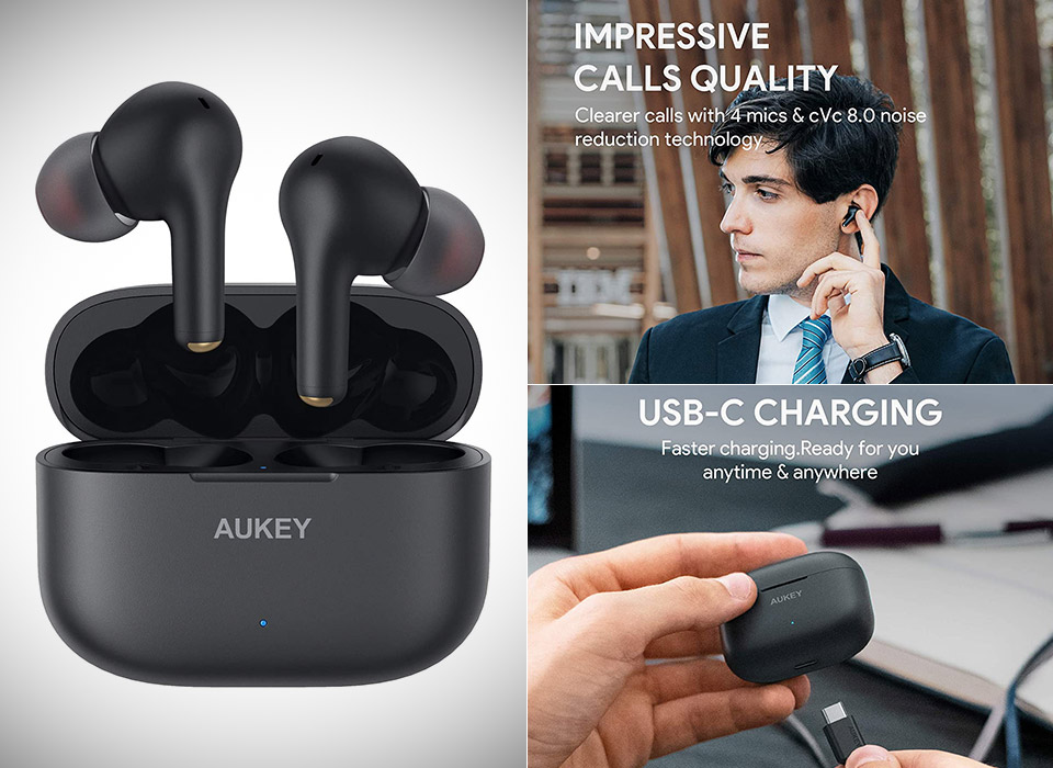 AUKEY EP-T27 Wireless Earbuds Review