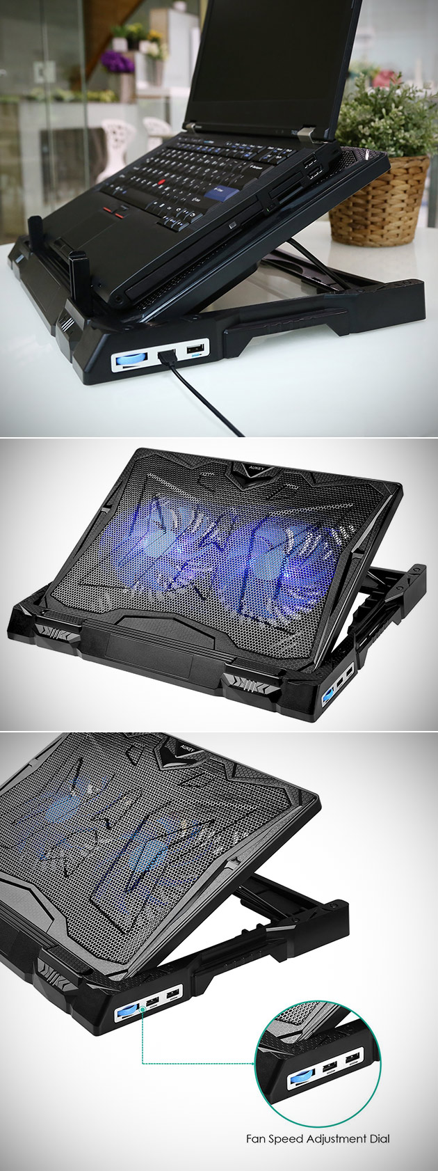 Aukey Laptop Cooling Pad