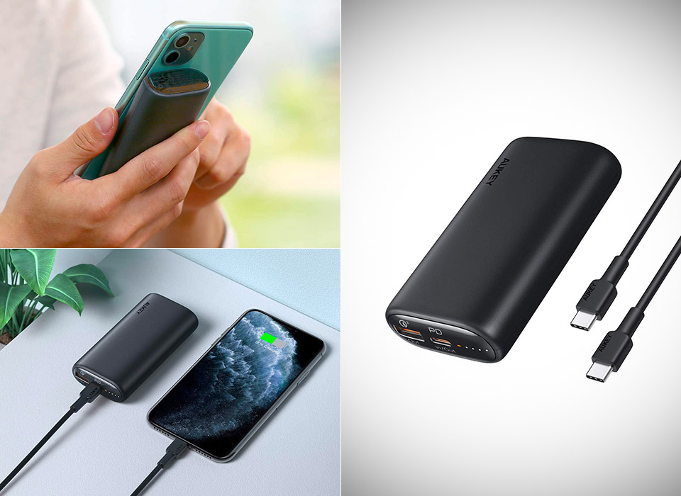 Aukey PB-Y36 10,000mAh Power Bank