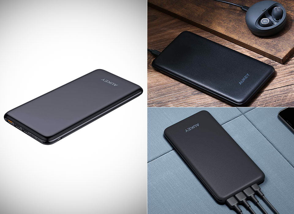 Anker Slim PD 20,000mAh USB-C Power Bank