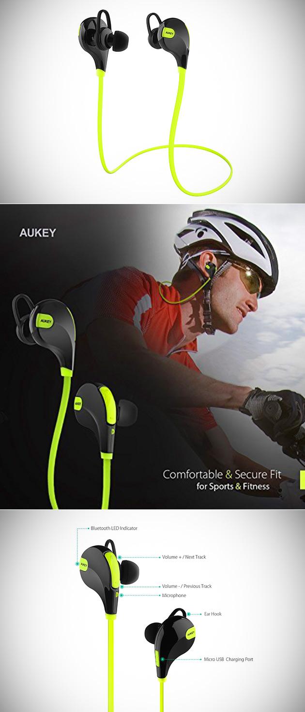 Aukey Sport Headphones
