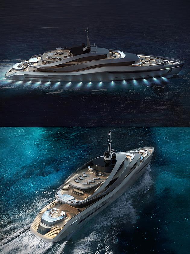 Aurea Superyacht