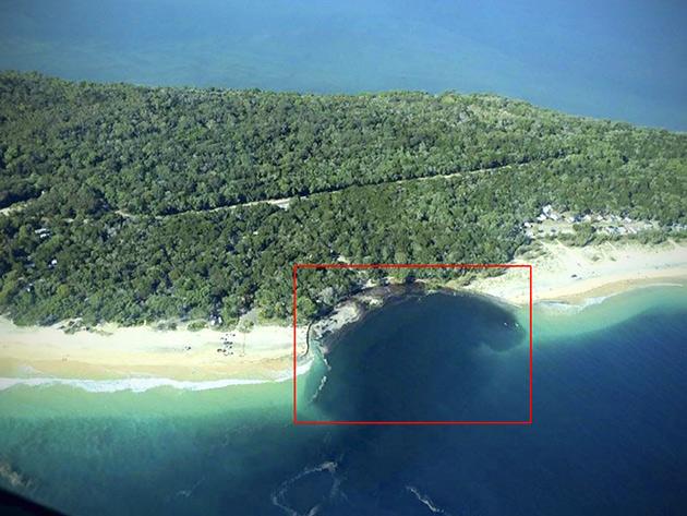Sinkhole Australia Queensland
